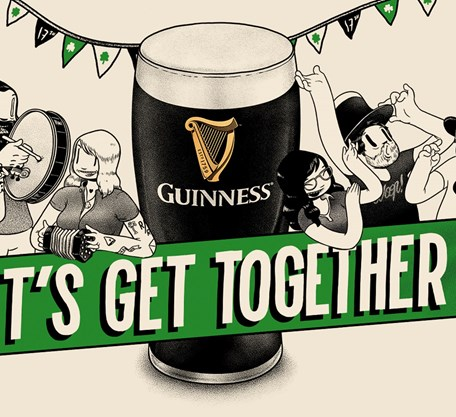 Guinness Let's Get Together