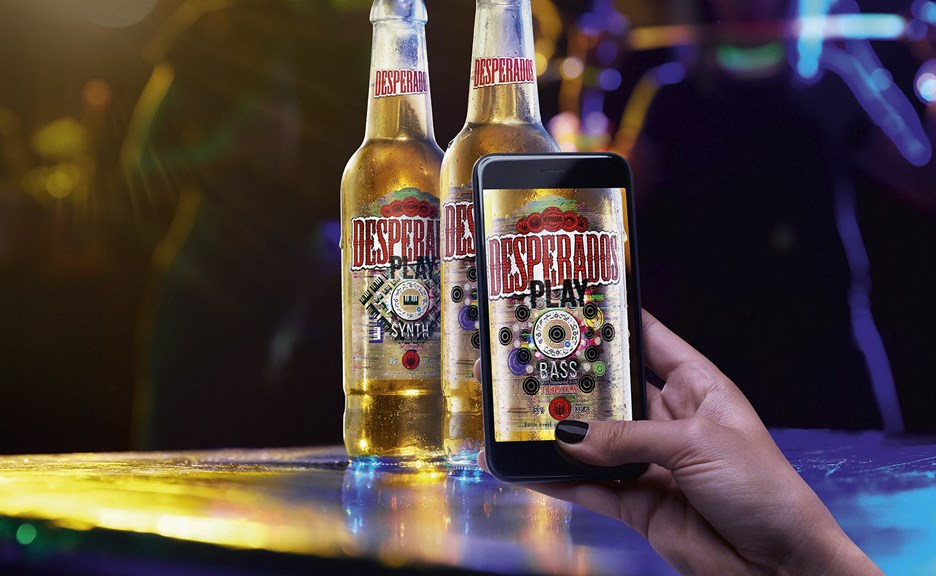 Desperados Play Turning The Bottle Into A Banger